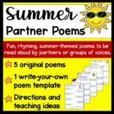 Summer Partner Poems