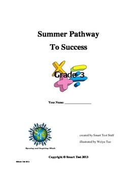 Summer Pathway to Success - 3rd Grade