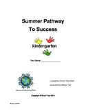 Summer Pathway to Success - Kindergarten