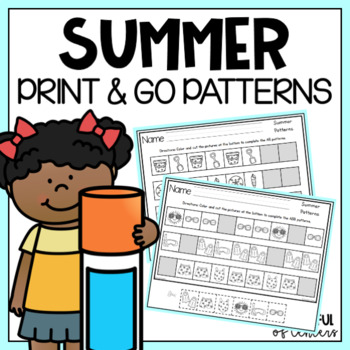 Summer Pattern Printables