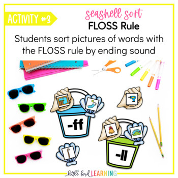 Summer Phonics Games and Centers - Level 1
