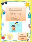 Summer Picture Bingo