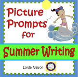 Summer Picture Prompts for Writing