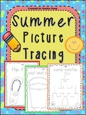 Summer Picture Tracing