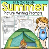 Summer Picture Writing Prompts