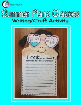 Summer Plans Glasses