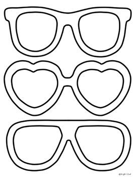 Summer Plans Glasses