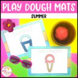 Summer Play Dough Mats