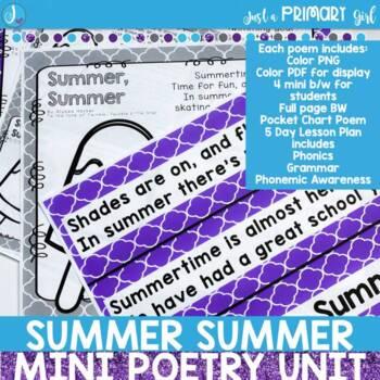 ~*Summer Poem