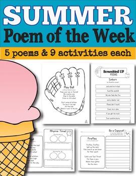 Summer Poem of the Week