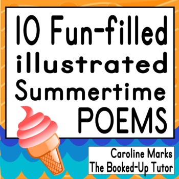 {Summer Poems} {poems for summer} {summer activities}