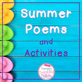 Summer Poems and Activities
