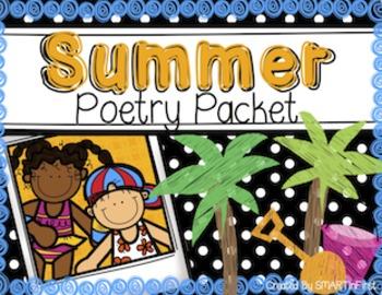 Summer Poetry Packet