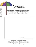 Summer Pool Party Creative Thinking Packet