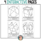 End of the Year Activities - Interactive Summer Coloring Sheets