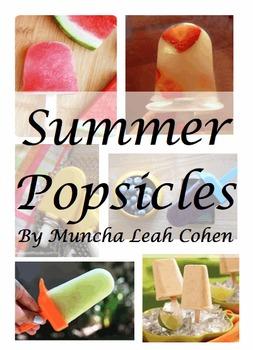 Summer Popsicles Cookbook!
