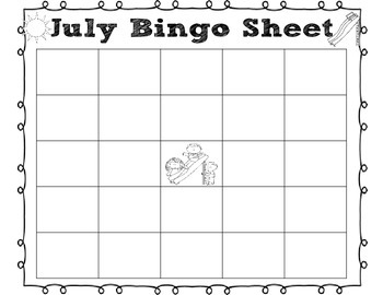 Summer Practice Calendars for Kindergarten