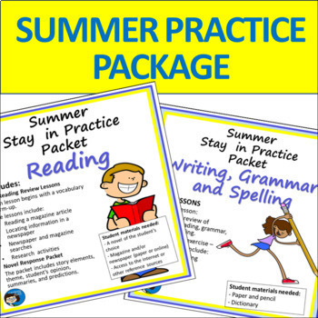 Summer Practice Package