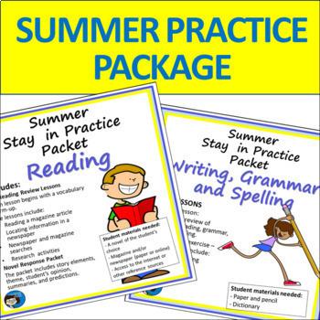 Summer Practice Bundle