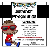 Summer Pragmatics (print & go!)