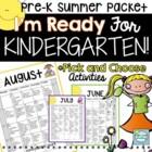 Summer Packet Pre-k