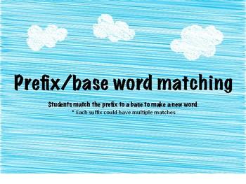 Summer Prefix Match
