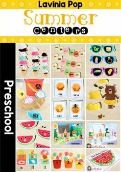 Summer Preschool Centers