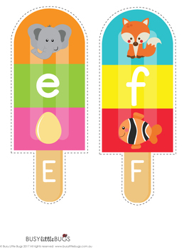 Summer Preschool Pack