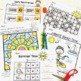 Summer Activities - Copy & Go Math and Literacy Printable Pack