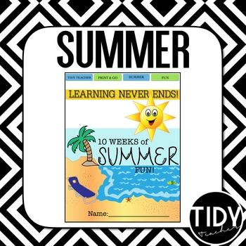 Summer Printables Freebie