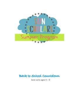 Summer Program - Back to School (Week 10)