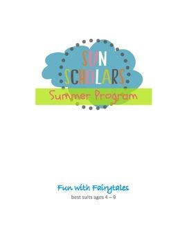 Summer Program - Fun with Fairytales (Week 8)