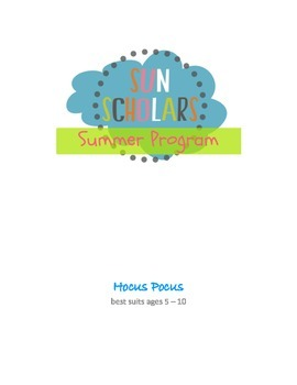 Summer Program - Hocus Pocus (Week 11)