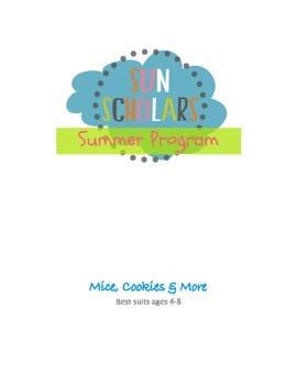 Summer Program - Mice, Cookies & More (Week 4)