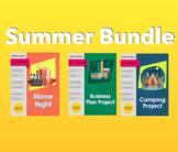 Summer Project-Based Learning Bundle