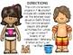 Summer QR Code Comprehension Sheets BUNDLE