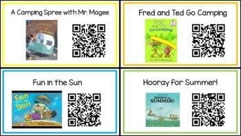 Summer QR Read Alouds