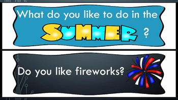 Summer Question of the Day