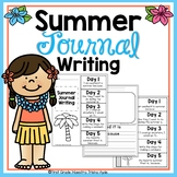 Summer  Quick Writes Writing Journal