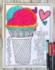 Summer Coloring Pages - 20 Fun, Creative Designs!