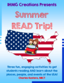 Summer READ Trip-Summer Reading Engagement Resource