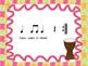 Summer Rap - Rhythmic Chant w/ Orff instrument accompanime