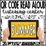 Summer QR Code Read Aloud Listening Center