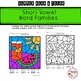 Summer Color By Code- Short Vowels