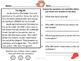 Summer Reading Comprehension Passages Grades 2-3