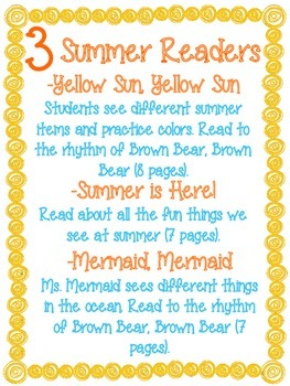 Summer Readers