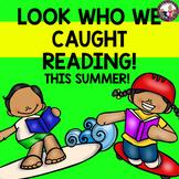 Bulletin Board Reading Summer