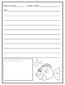 Summer Reader's Notebook (Differentiated Summer Reading Activities)