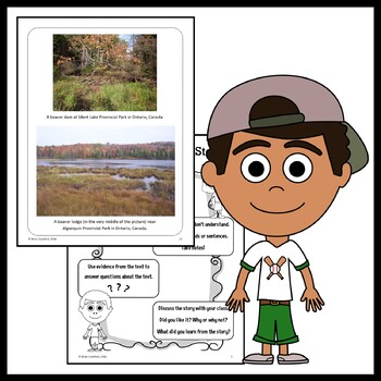 Summer Reading Passages - Close Reading Stories and Writing Activities