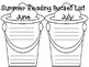 Summer Reading - Activities to Encourage Students to Read!
